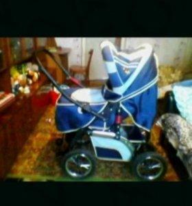 Продам коляску трансформер Liko baby