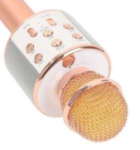 Беспроводной караоке-микрофон WSTER-WS858