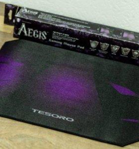 Игровой коврик Tesoro Aegis x4