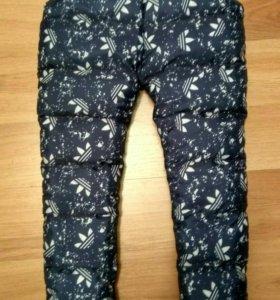 Новые теплые штанишки