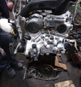 Двигатель на Renault Logan k4m
