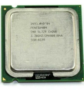 Pentium 4 540J