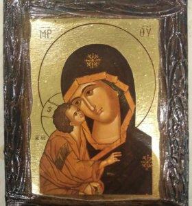 Икона Божией матери Греция