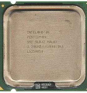 Pentium 4 541