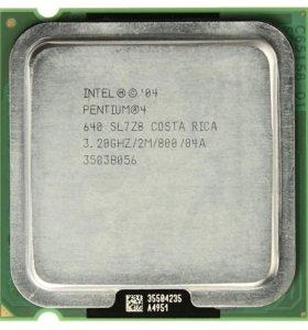 Pentium 4 640