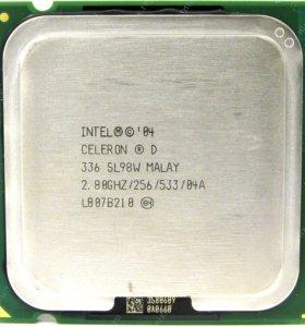 Celeron D 336
