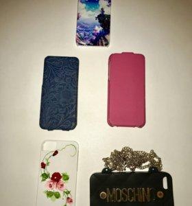 Чехлы на iPhone 5/ 5s