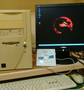 Компьютер (для офиса, 1С, Интернета)