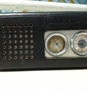 """Радио приёмник """"SIGNAL""""402"""