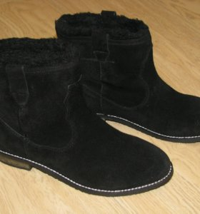 Новые ботинки НМ еврозима