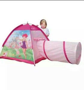 Палатка детская новая