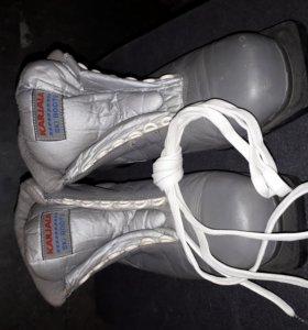 Лыжные ботинки мужские