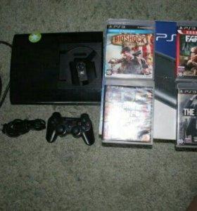 PlayStation 3 250gb Торг(Разумный)