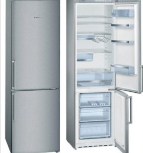 Новый холодильник Bosch цвет белый