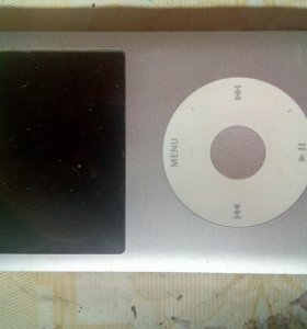 Apple iPod classic c памятью 160 Gb.