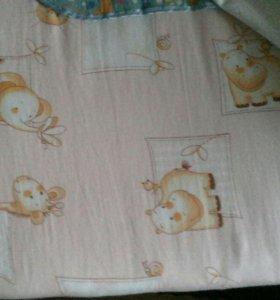 Кровать детская дереаянная