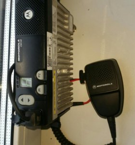 Радиостанция (рация) motorola CM140. Новая