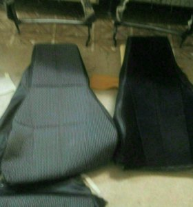 Передние сидения 2107