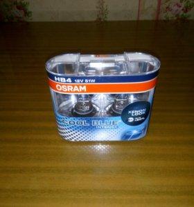 Авто лампы HB4 osram cool blue 12v 51w,4200klv