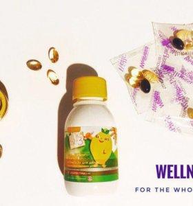 Детские витамины - Омега-3 Wellness