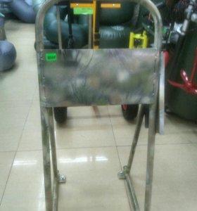 Консоль рулевая для установки дистанции