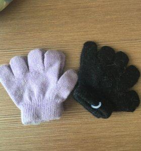Перчатки детские 0-1,5 года