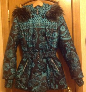 Куртка зимняя 152рост