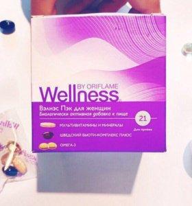 Женский комплекс витаминов Wellness