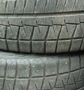 Пара шин 195/55 R16 Bridgestone Blizzak