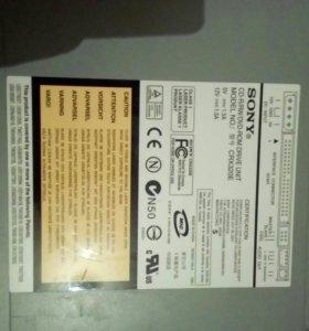 Приводы cd rw sony и dvd rw toshiba
