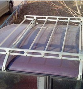 """Багажник-корзина на крышу ваз 2101-07 """"Жигули"""", Бе"""