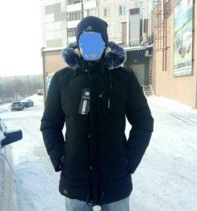 Пуховик мужской Зима