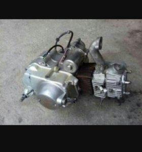 Двигатель 72 куба
