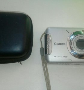 Фотоаппарат Canon A480