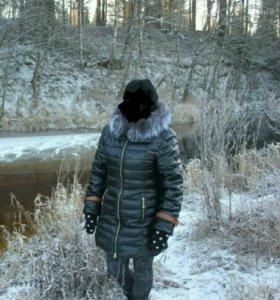 Зимнее пальтишко