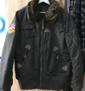 Летная куртка Injector Alpha Indusries