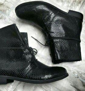 Ботинки, зима ❄