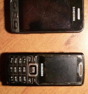Samsung S5230 и C5212i