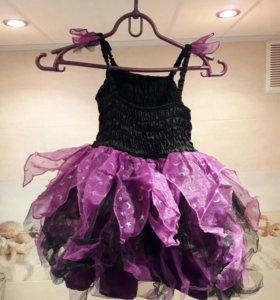 Платье пышное 4-5лет