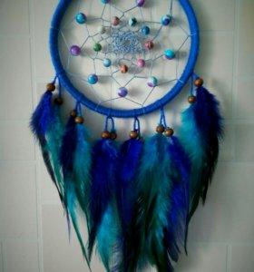 Ловец снов синий