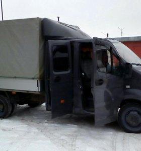 Грузопассажирские перевозки по межгороду.