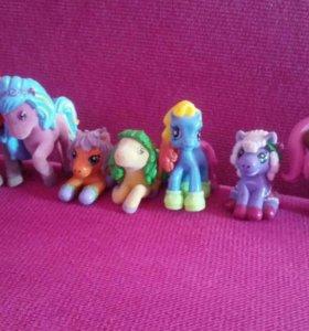 Коллекционые игрушки.