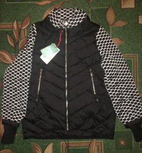 Новая куртка Vo Tarun