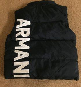 Безрукавка «ARMANI»