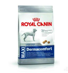 Продаю корм для собак Royal Canin maxi Dermacomfor