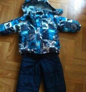 Куртка - штаны зима
