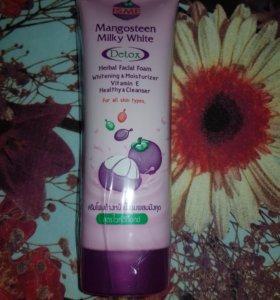 Пенка для умывания мангостин