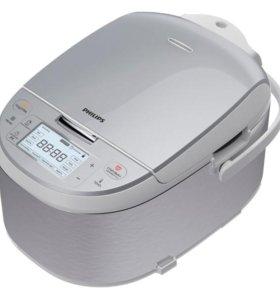 НОВАЯ Мультиварка Philips HD3095/03