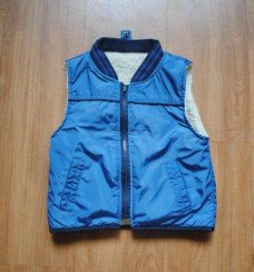 Зимний комплект 86см (куртка, штаны, жилет)