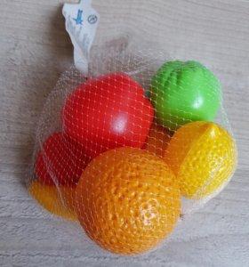 Отличный набор фруктов